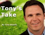 Tony's Take by Tony Boselli