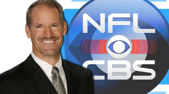 Bill Cowher of CBS Sports