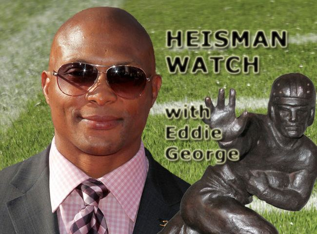 Heisman Watch with Eddie George