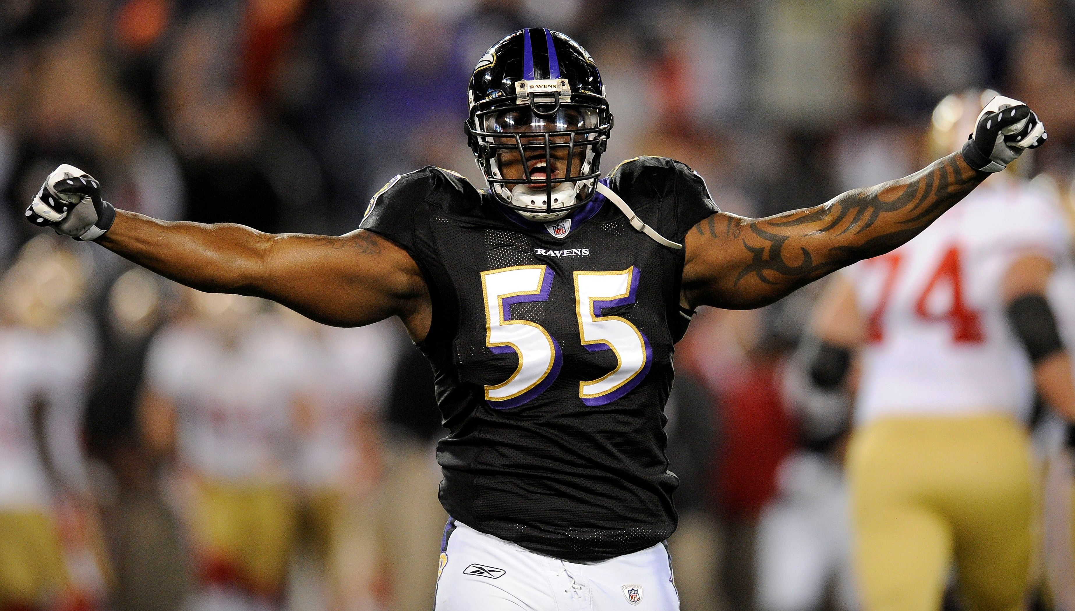 Baltimore Terrell Suggs
