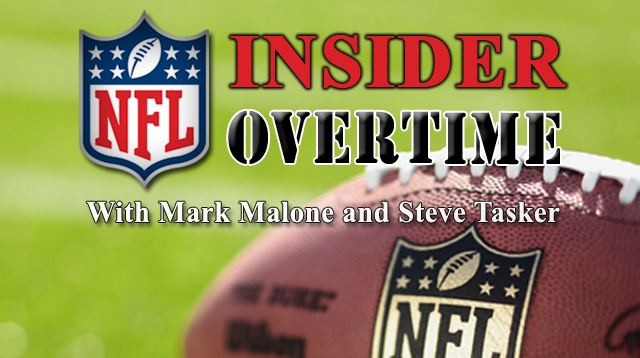 NFL Insider Overtime with Mark Malone and Steve Tasker