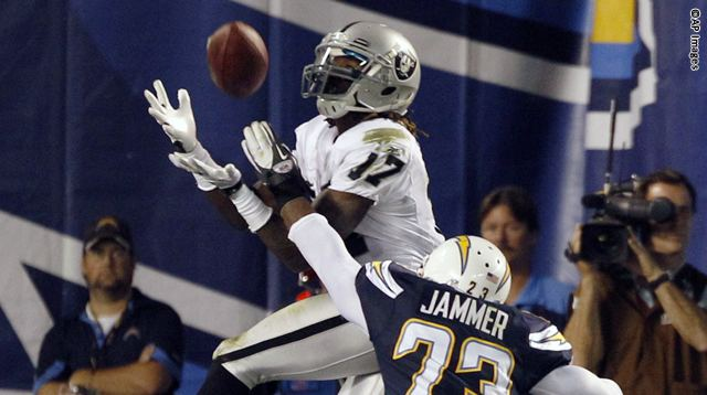 Oakland Raiders San Diego Chargers Westwood One