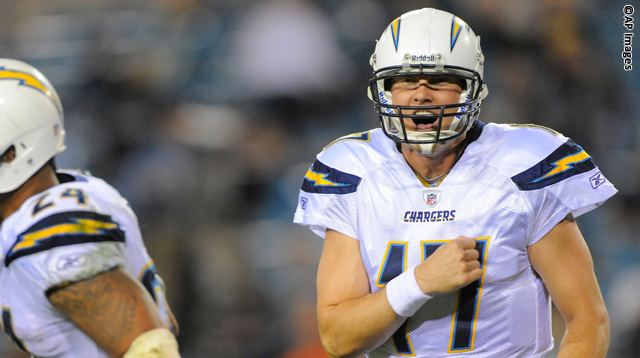 San Diego Chargers Jacksonville Jaguars Westwood One