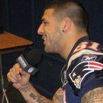 Aaron Hernandez Interview