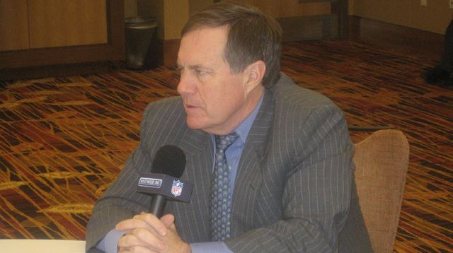 Bill Belichick Interview