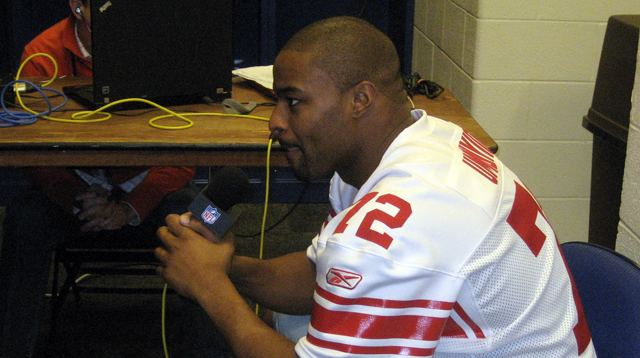 Osi Umenyiora Interview