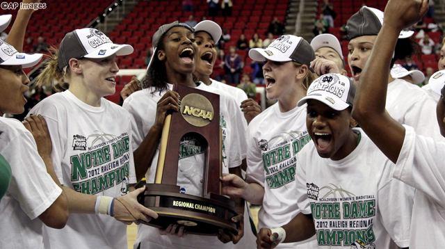 NCAA Maryland Notre Dame Basketball