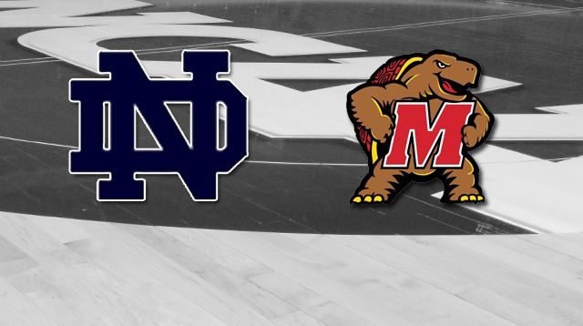NotreDame v Maryland
