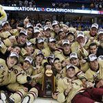 Frozen Four Ferris St Boston College Hockey