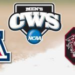 ARIZONA VS SOUTH CAROLINA