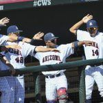 CWS Florida St Arizona Baseball