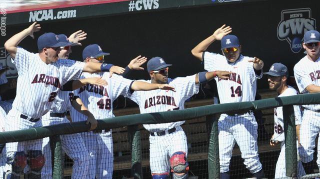CWS Florida St Arizona Baseball