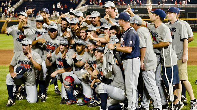 Arizona Wins the 2012 CWS