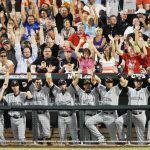 CWS SCarolina Arkansas Baseball