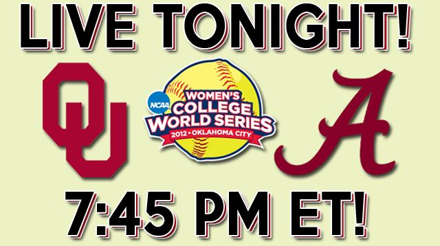 WCWS: Game 1 Preview | Westwood One SportsWestwood One Sports
