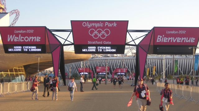Welcome to Olympic Park