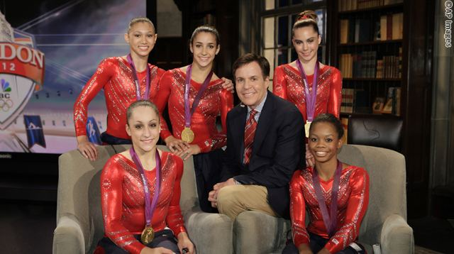 2012 Summer Olympics - Season 2012