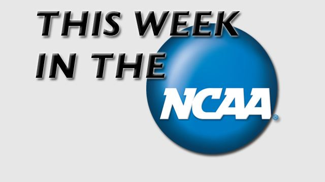 This Week in the NCAA 2012