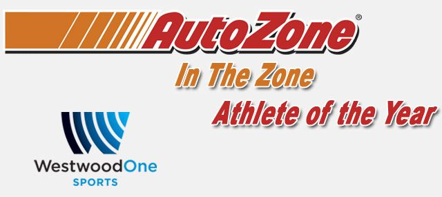 AutoZone Athlete of the Year on WW1