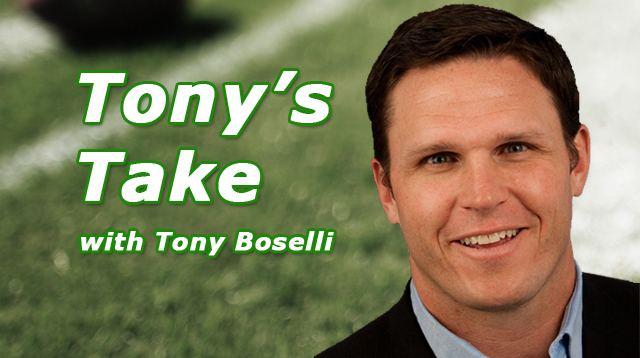Tony's Take 2012