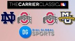 2012 Carrier Classic on Westwood One Sports