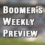 Boomers Weekly Preview 2012