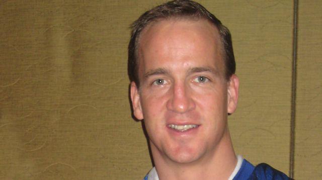 Peyton Manning POTW
