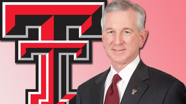 Texas Tech Tommy Tuberville