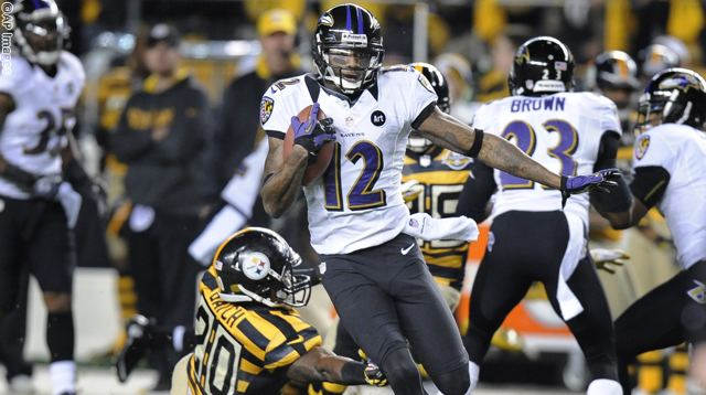 Jacoby Jones, Baron Batch