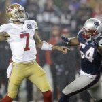 Dont'a Hightower, Colin Kaepernick
