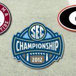 SEC Championship 2012