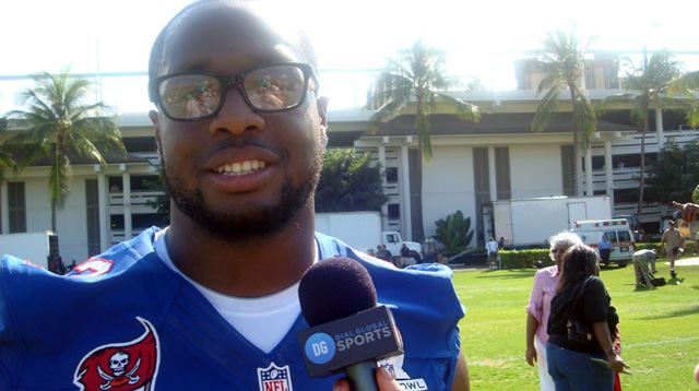 Gerald McCoy interview