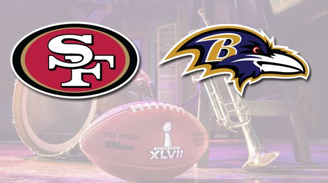 Super Bowl 47 - 49ers Ravens