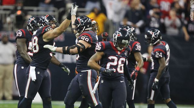 Bengals Texans Football