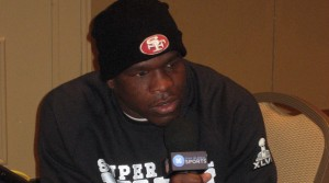 Frank Gore Interview