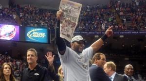 Ray Lewis Ravens Win