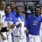 NCAA Saint Marys Memphis Basketball