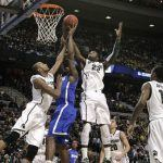 NCAA Memphis Michigan St Basketball