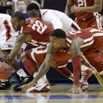 Loose Ball Battle_SDSU - Oklahoma_2