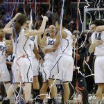 NCAA Championship Final Four Louisville UConn basketball