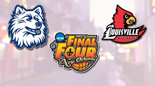 2013 Womens Final Four New Orleans Championship Game