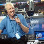 Bill Walton during his final segment