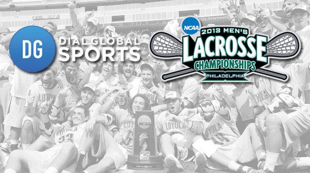 2013 Lacrosse Championships on DGS
