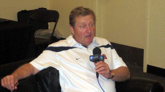 Syracuse John Desko Interview