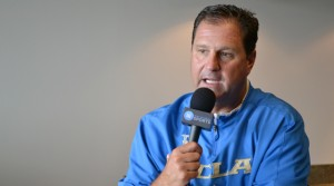 UCLA Coach Savage Intv