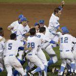 CWS Finals Baseball