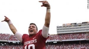 Texas Oklahoma Football