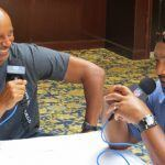 Dermontti Dawson with James Lofton