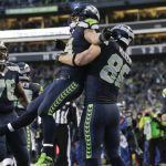 Marshawn Lynch, Zach Miller