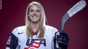Countdown to Sochi: Amanda and Phil Kessel of Team USA | Westwood ...